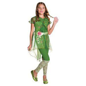 DC Super Hero Girls  Poison Ivy Halloween Costume